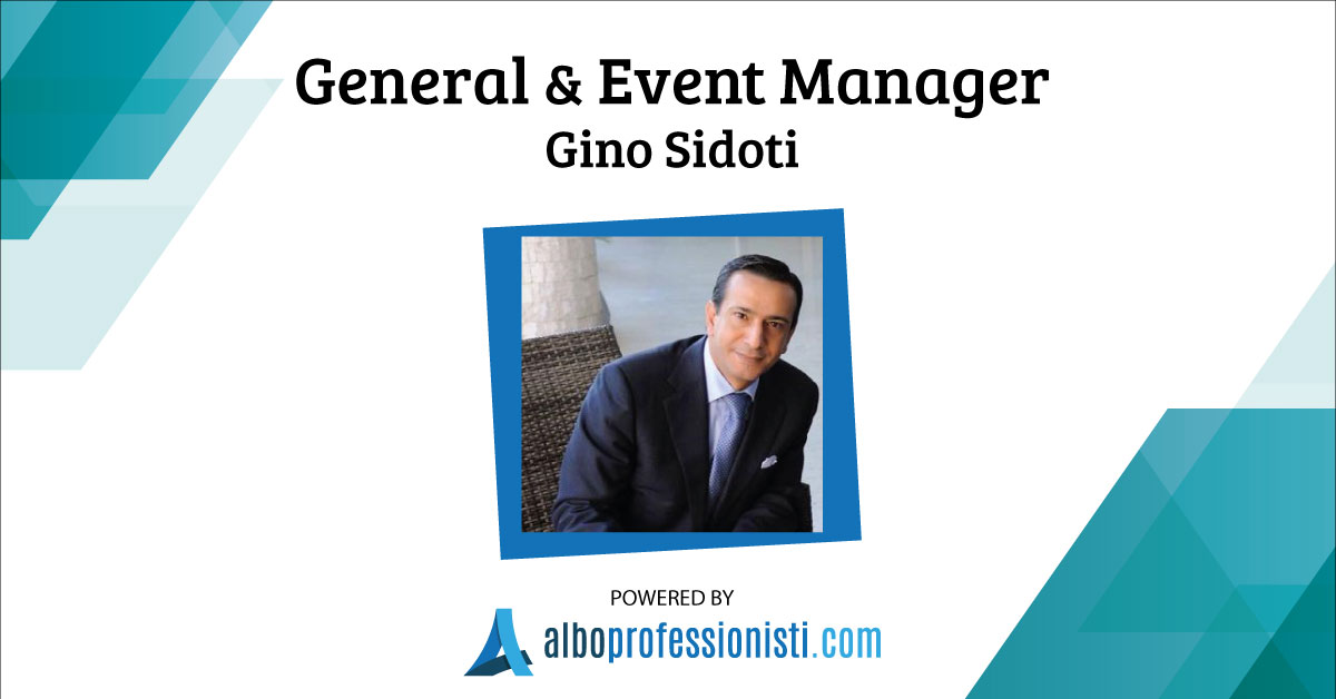 General & Event Manager