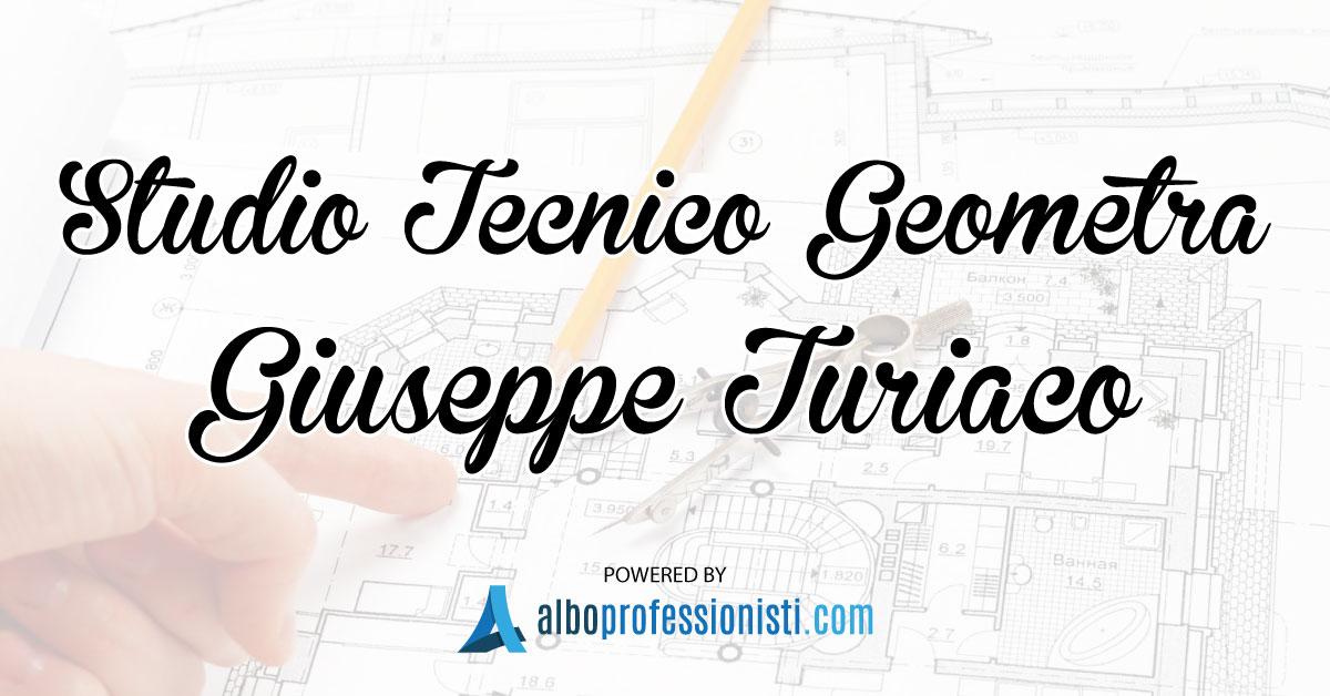 Studio Tecnico Geometra Giuseppe Turiaco