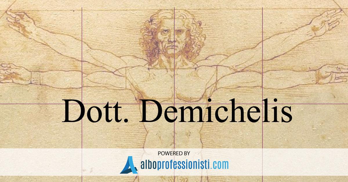 Podologo Osteopata Dott. Antonio Demichelis - Genova