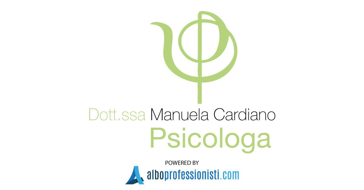 Psicologa Dott.ssa Manuela Cardiano - Treviglio - Bergamo
