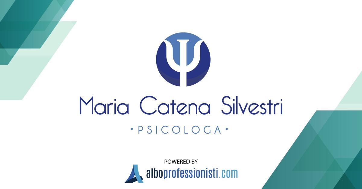 Psicologa e Psicoterapeuta Dottoressa Silvestri - Messina