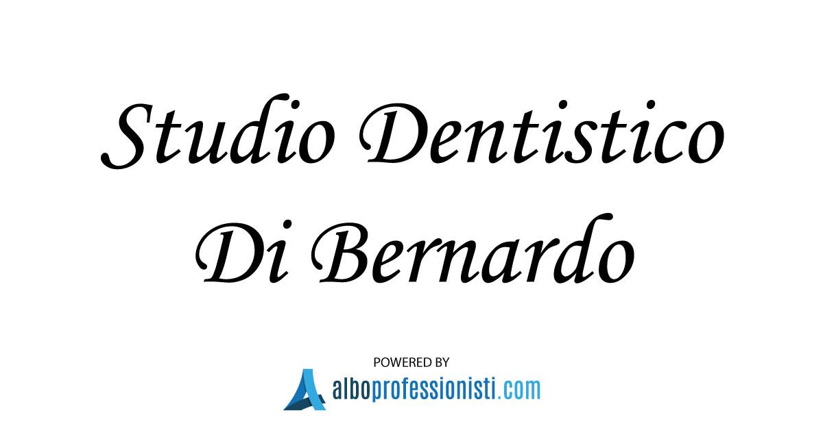 Studio Dentistico Di Bernardo