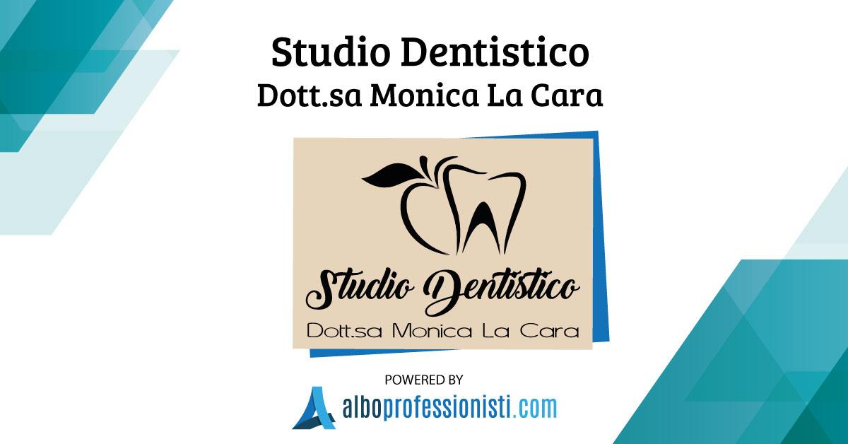 Studio Odontoiatrico Dott.ssa Monica La Cara - Palermo