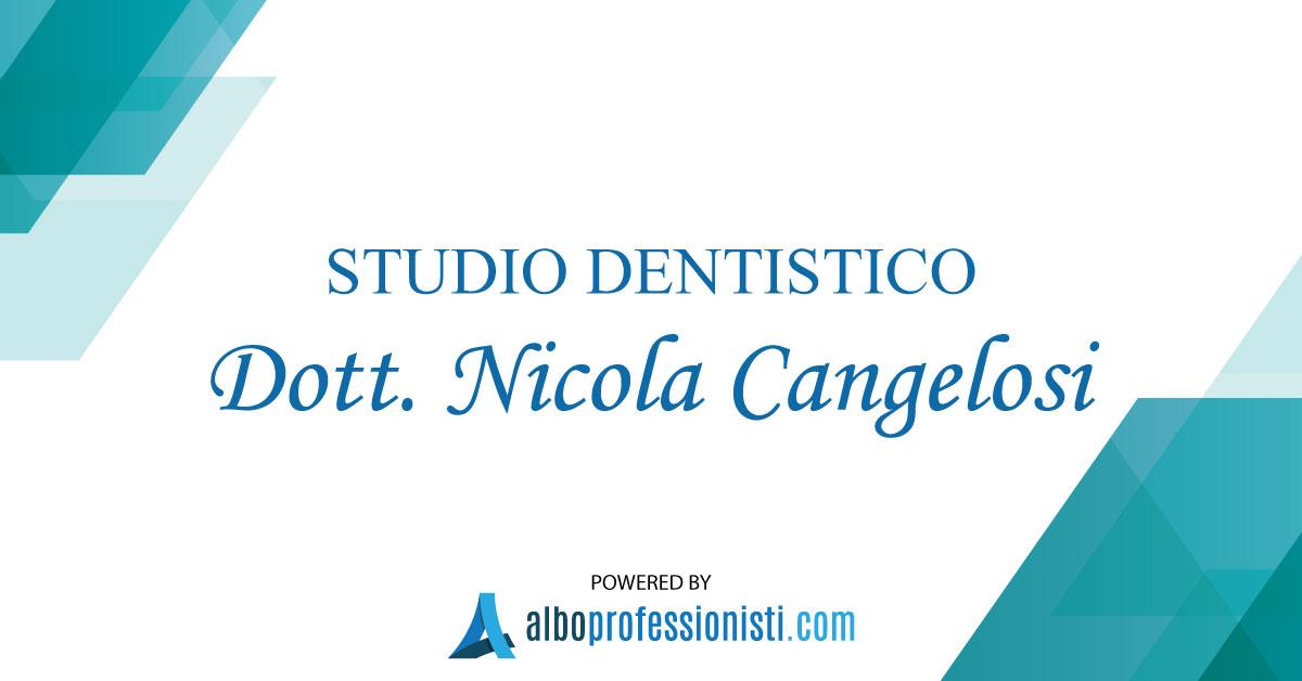 Studio Odontoiatrico e Protesi Dentarie Cangelosi - Messina